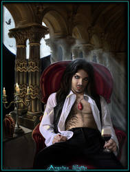 Vampire Aristocracy - Angelus Sythe by RavenMorgoth