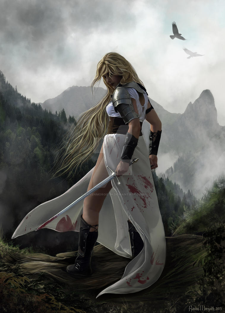 Stand My Ground by RavenMorgoth