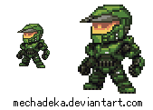 Master Chief by MechaDeka