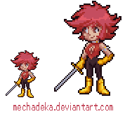 Cutie Honey by MechaDeka