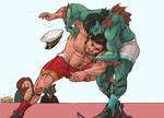 Bara fight