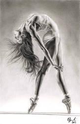 Bend it like Ballet by FaeryWing