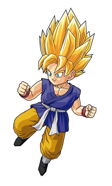 Dragon Ball Z Budokai Tenkaichi 3 Ssj1 Goku Gt By Dragonwinxz On