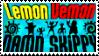 damn skippy stamp by hiptothejavabean