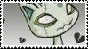 zombie aisha stamp