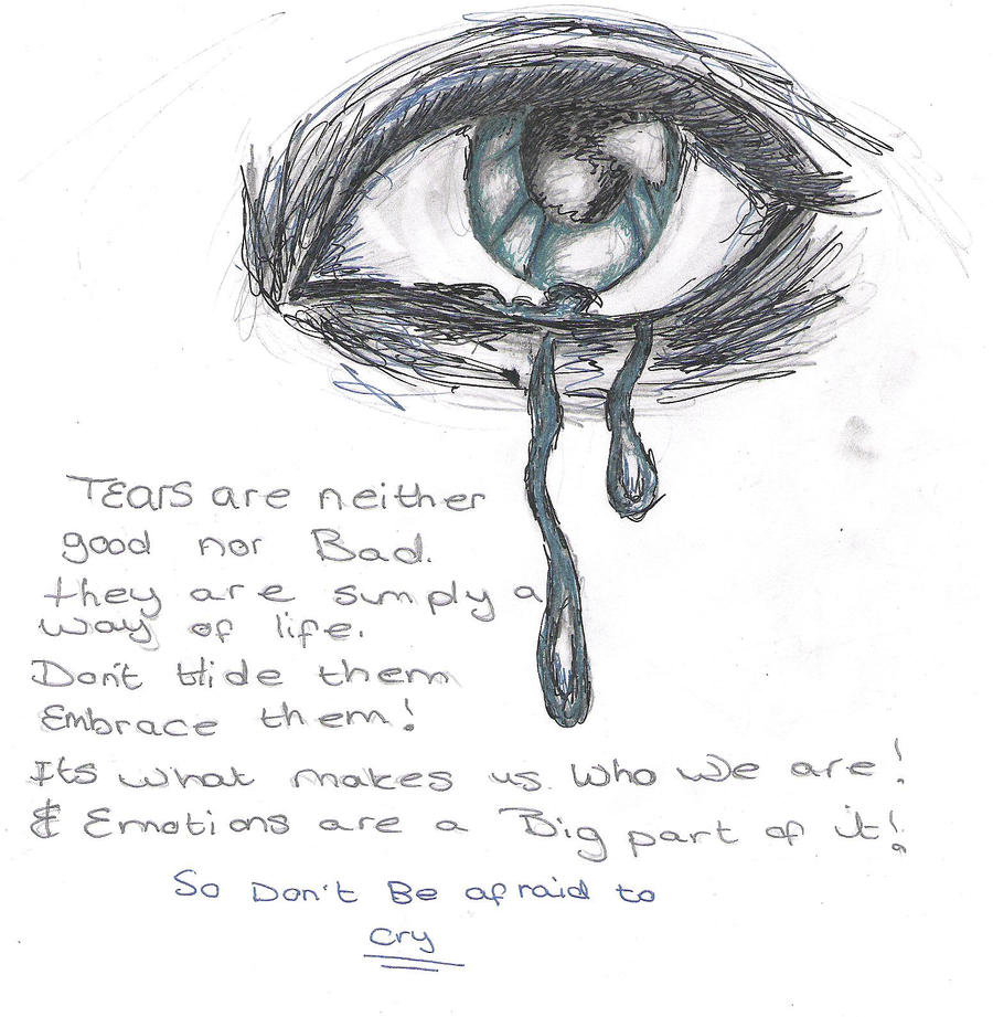 Sketches Of Eyes Crying Sketches of eyes crying Cool Black And White Drawings Of Eyes