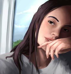 Random portrait by Emelina0