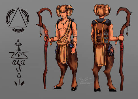 Dnd character, Jay Jacobs