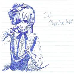 Ciel by DirtyZephyrAssassin