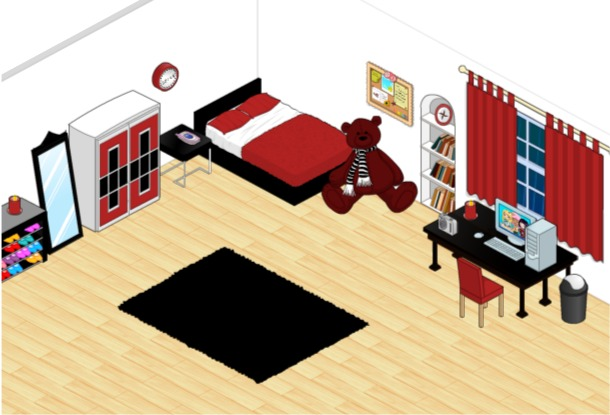 Superb A Dream Room By Moon SoulHart ...