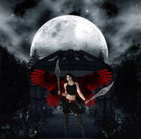 Crimson Angel by DarlingAngel0565