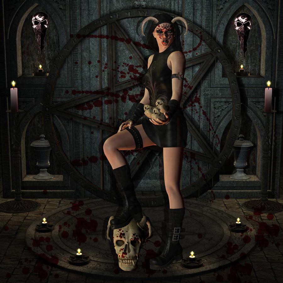 A Dark Ritual by DarlingAngel0565
