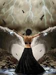 Sorceress's Anger by DarlingAngel0565