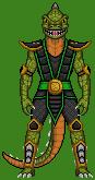 MKDA Reptile by xplayermk