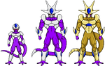 DBZ Cooler Evolution