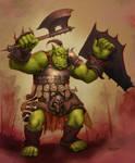 Orc design