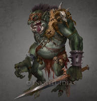 Equiped Troll by Jumpei