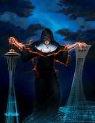 Shadowrun - Boundless Mercy by Jumpei