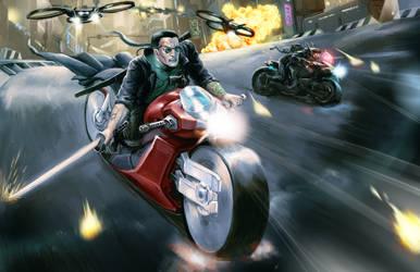 Yakuza - Shadowrun - Collapsing Now