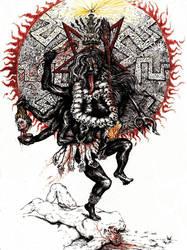 Kali by Frostklinge