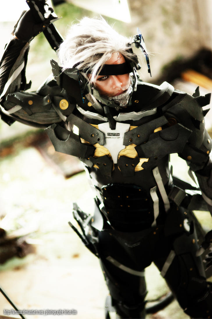 Raiden by keruuu
