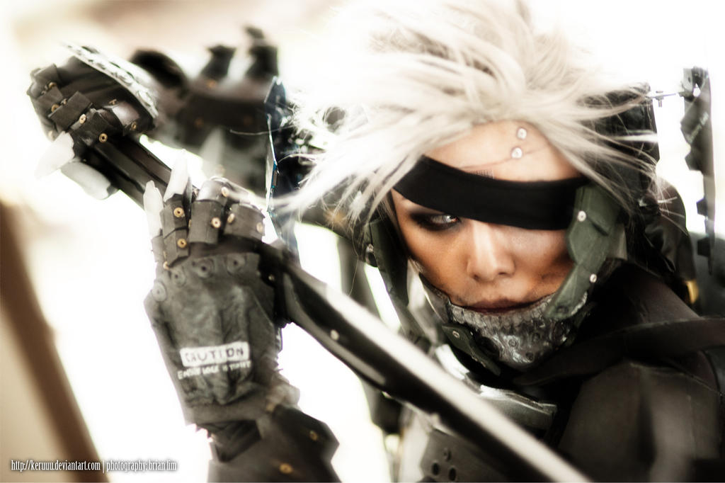 Metal Gear Rising by keruuu