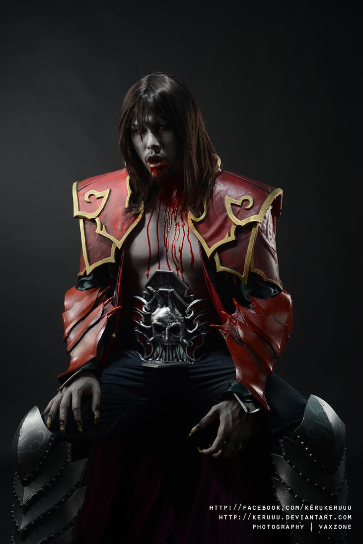 Blood is Power by keruuu