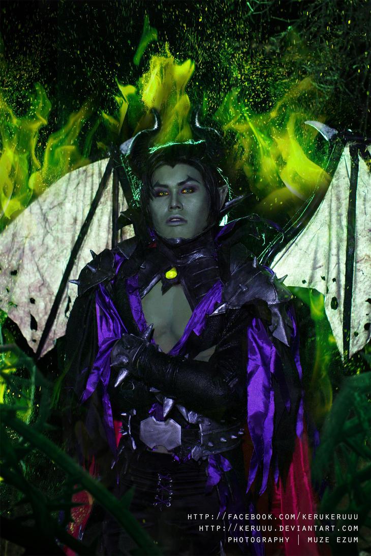 Maleficent II by keruuu