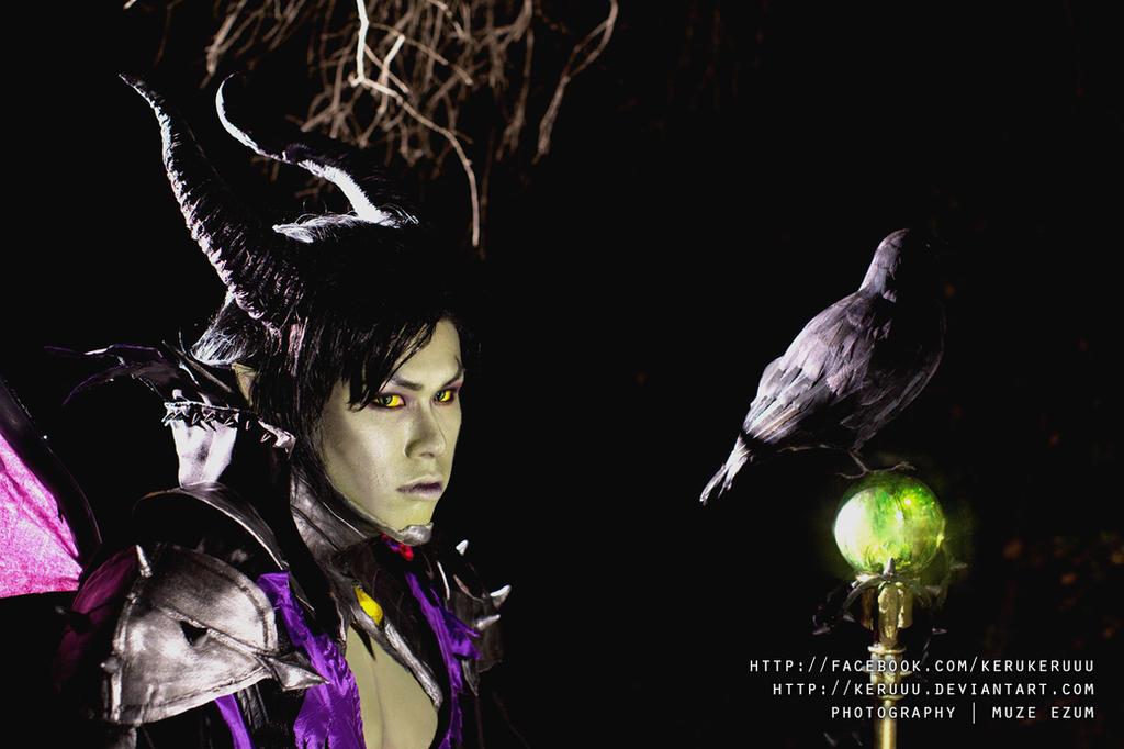 Maleficent III by keruuu