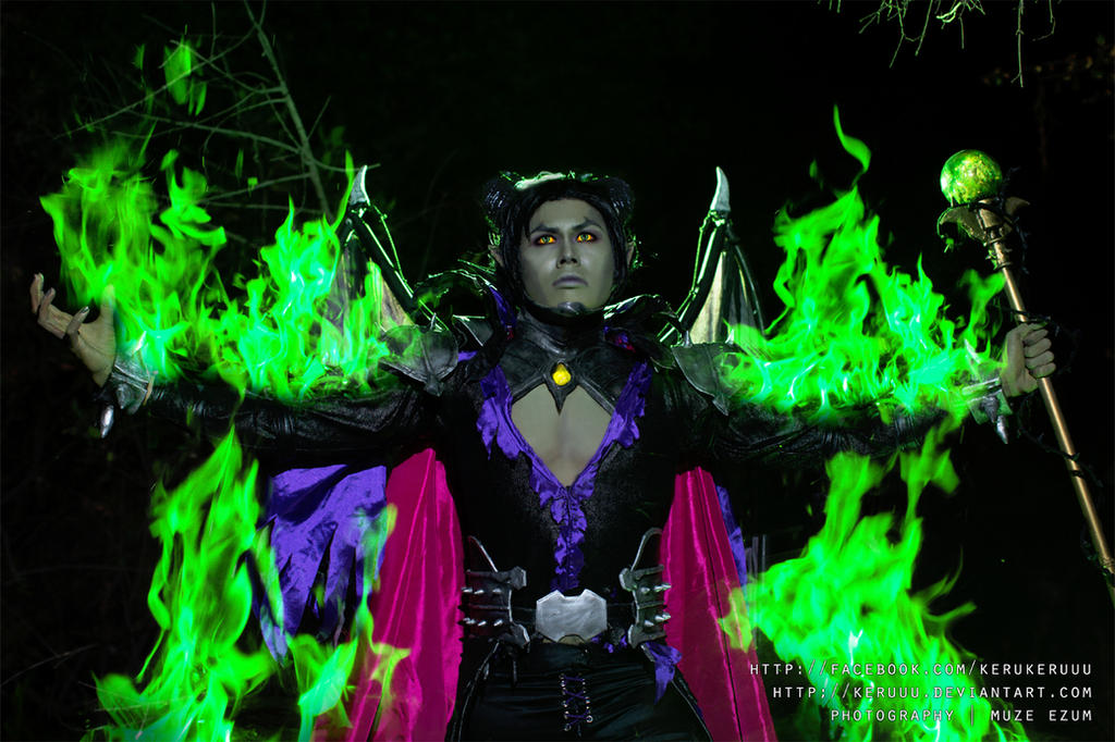 maleficent genderbend cosplay by - photo #4
