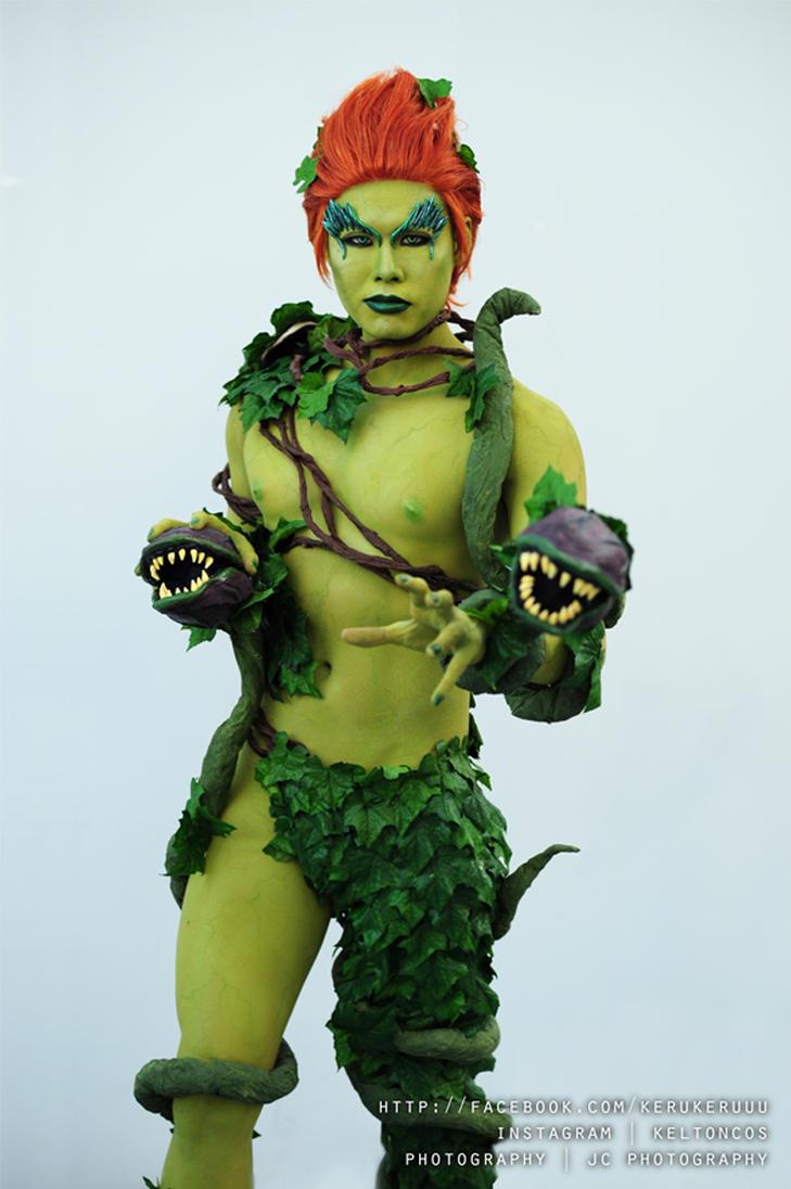 Poison Oak by keruuu