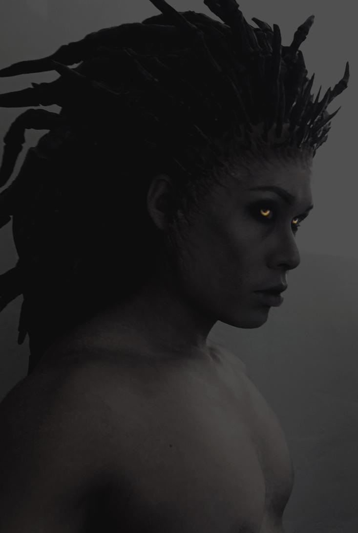 Genderbend Kerrigan Teaser by keruuu