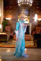 Elisar (Genderbend Elsa) by keruuu