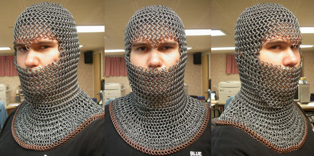 Mobius Ring Chainmail