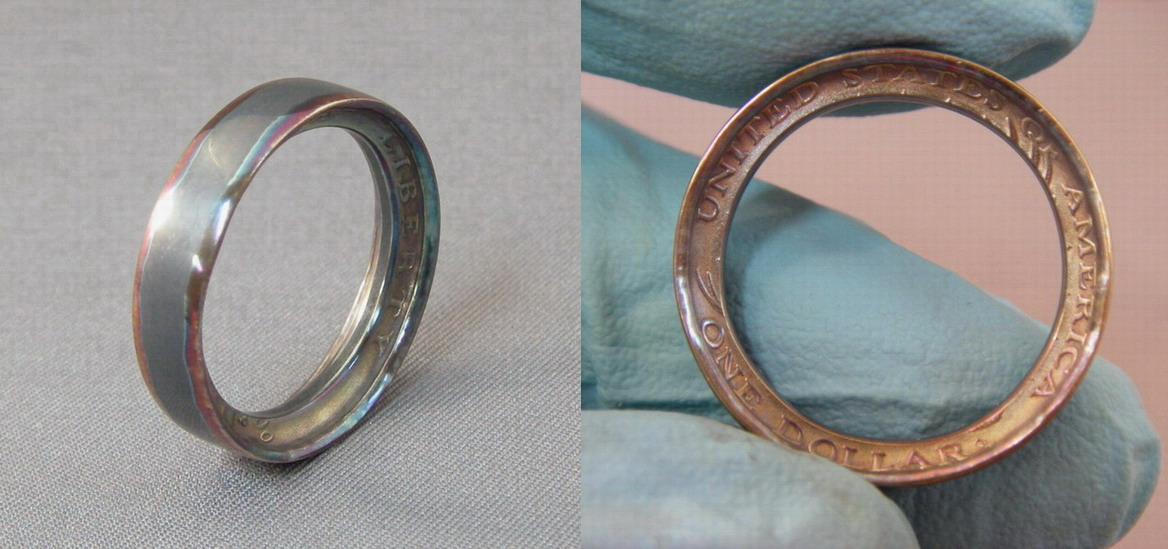 Two Metal Rings Puzzle