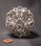 Hourglass Dodecahedron