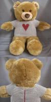 Armored Teddy Bear