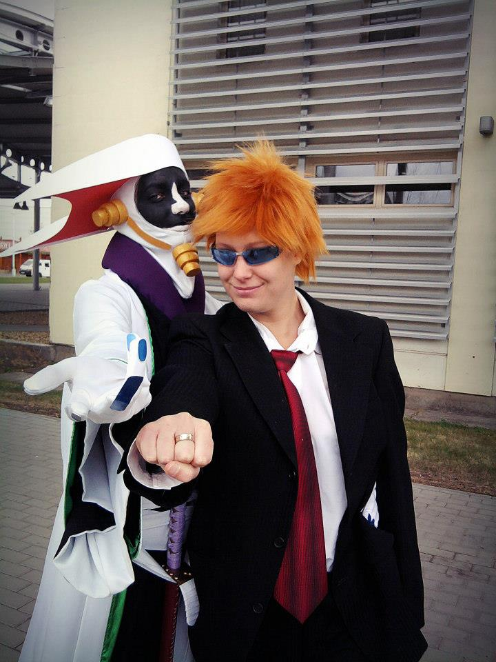 Fairy Tail Loke Leo Cosplay As Me D By Inubaba On Deviantart