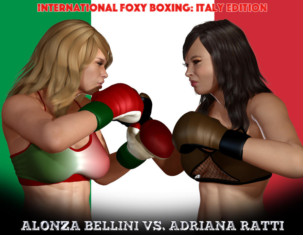 IFB: Italy Edition: Alonza vs. Adriana by cpunch