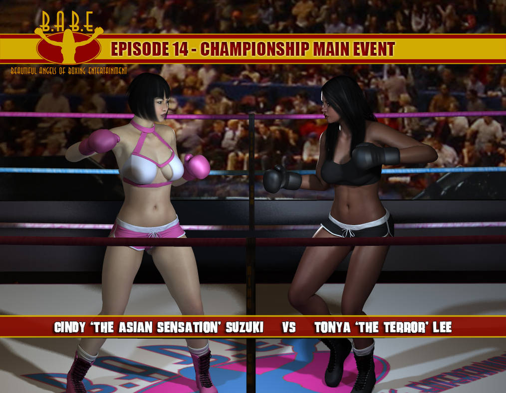 Episode 14 Main Event: Asian Sensation vs. Terror by cpunch