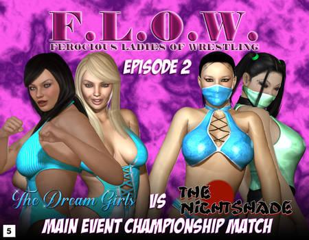 F.L.O.W. - Ep2 - Dream Girls vs. Nightshade