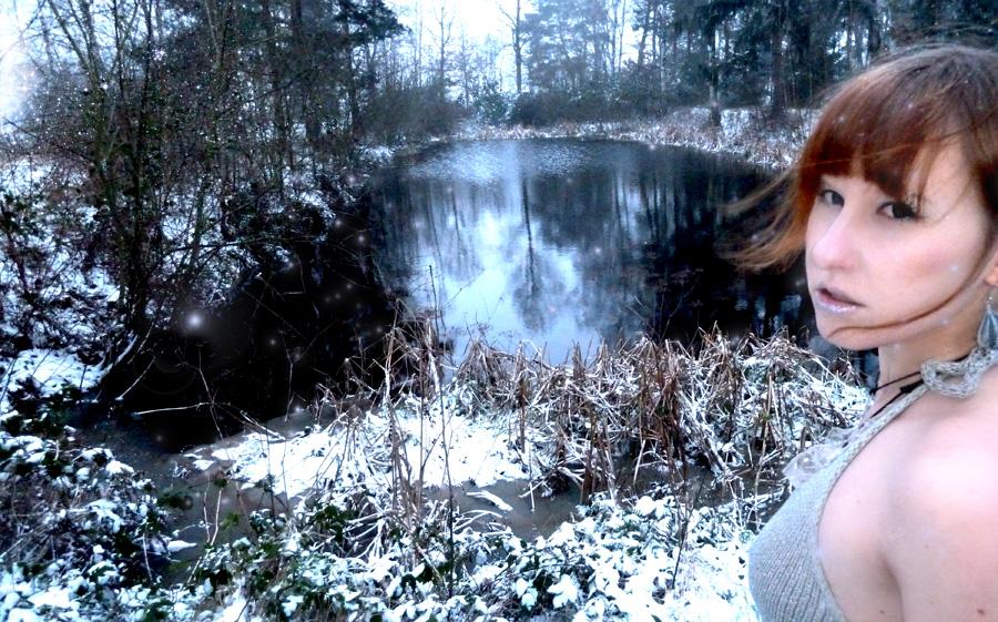Snow Princess by Maskenball