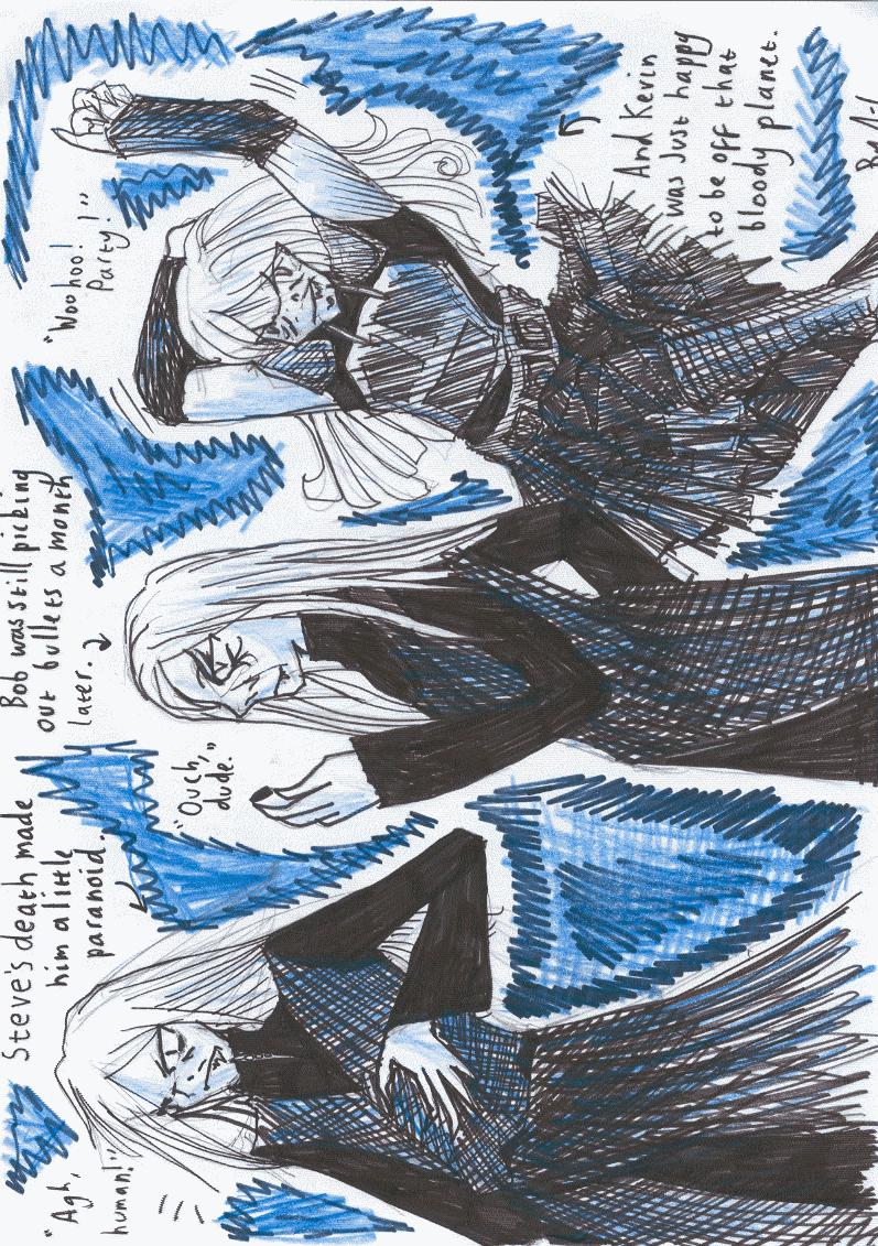 Three Dead not Wraith by Frakkin-Random