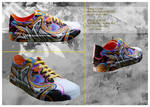 -Graffiti On Shoes-