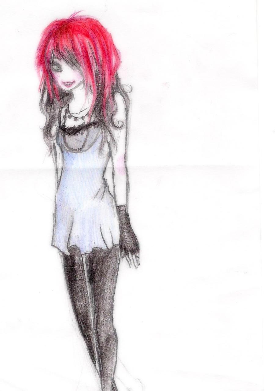 Sammi Doll by silentchild01