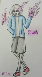 Dusttale Sans by ClockTale
