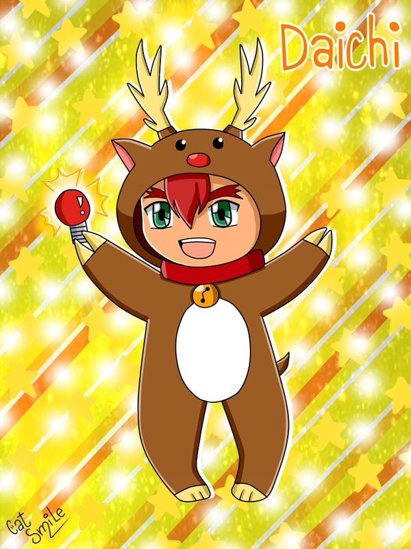 Especial de navidad  Rodolfo el reno by CatsmileScarlet on