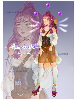[OPEN AUCTION] Adopt #10 PAYPAL
