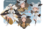 [OPEN AUCTION] Adopt #11 PAYPAL by velsdy