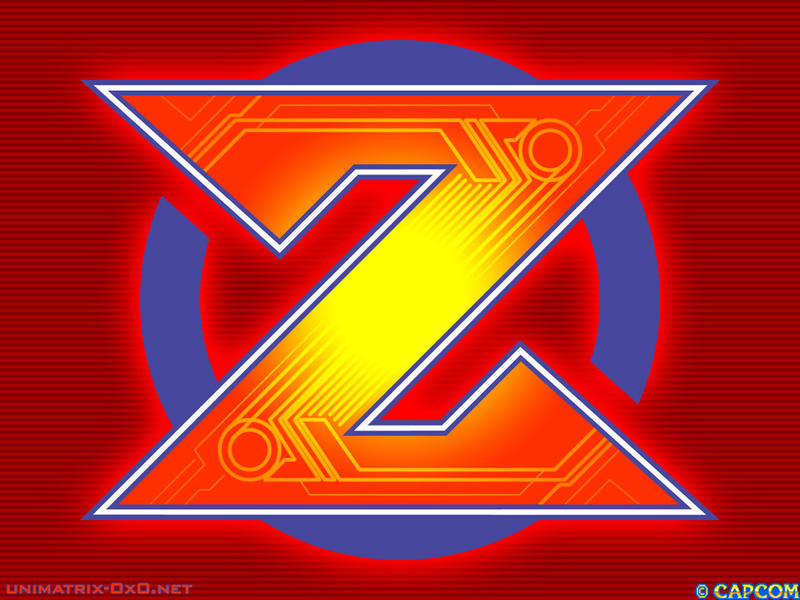Wallpaper MegaMan Zero